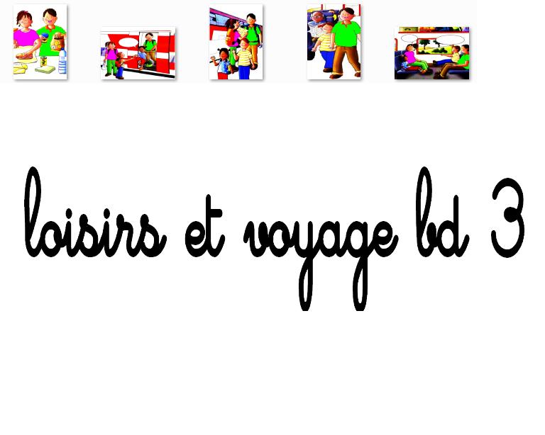 Loisirs et voyage bd7