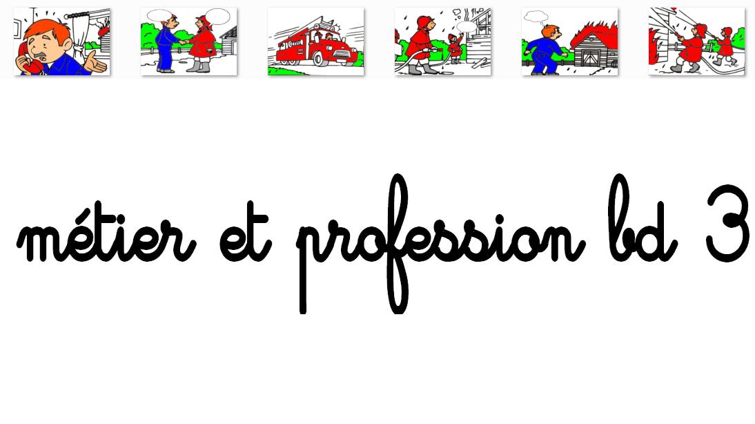 Métier et profession bd2