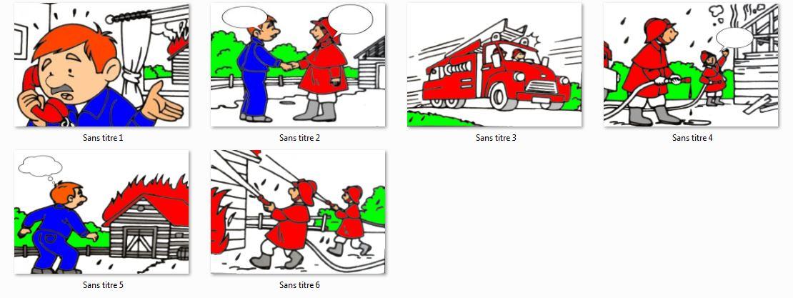 bd les pompiers