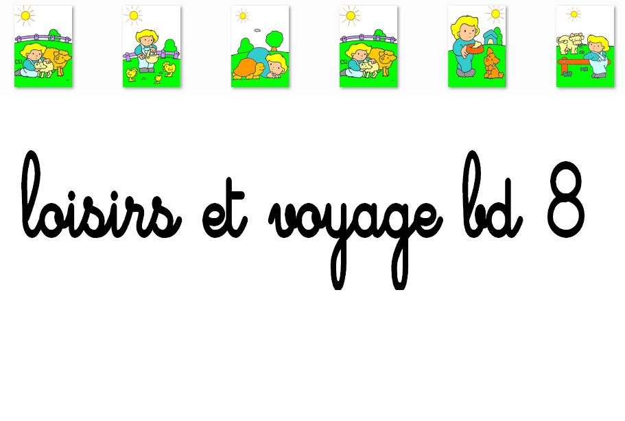 Loisirs et voyage bd2