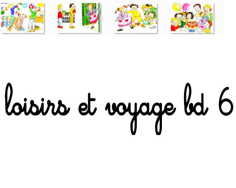Loisirs et voyage bd4