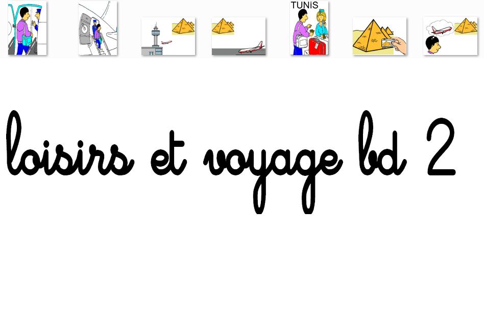 Loisirs et voyage bd8