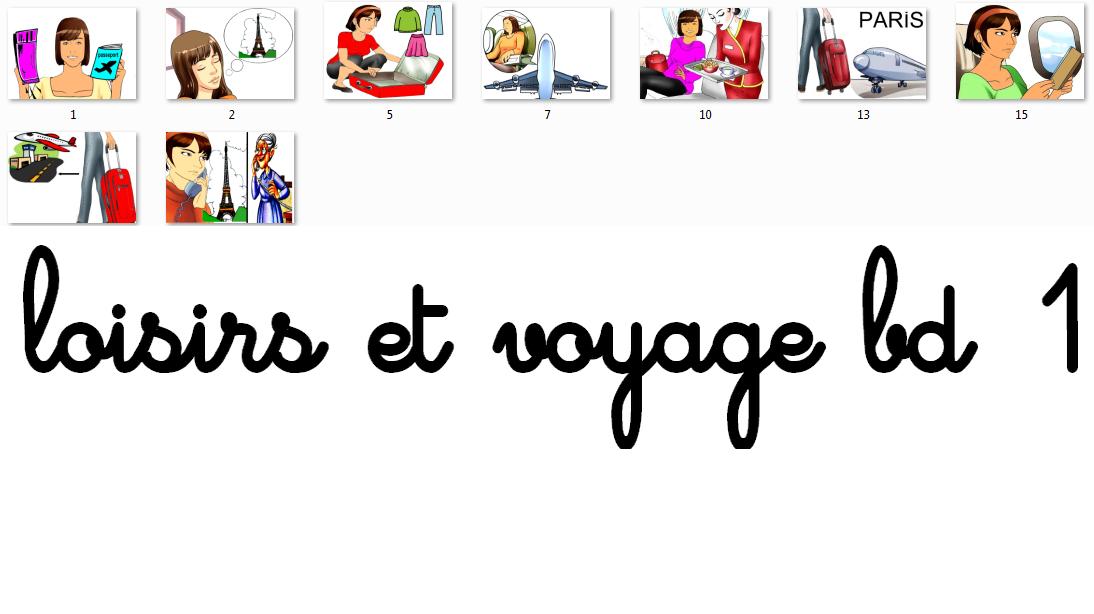 Loisirs et voyage bd9