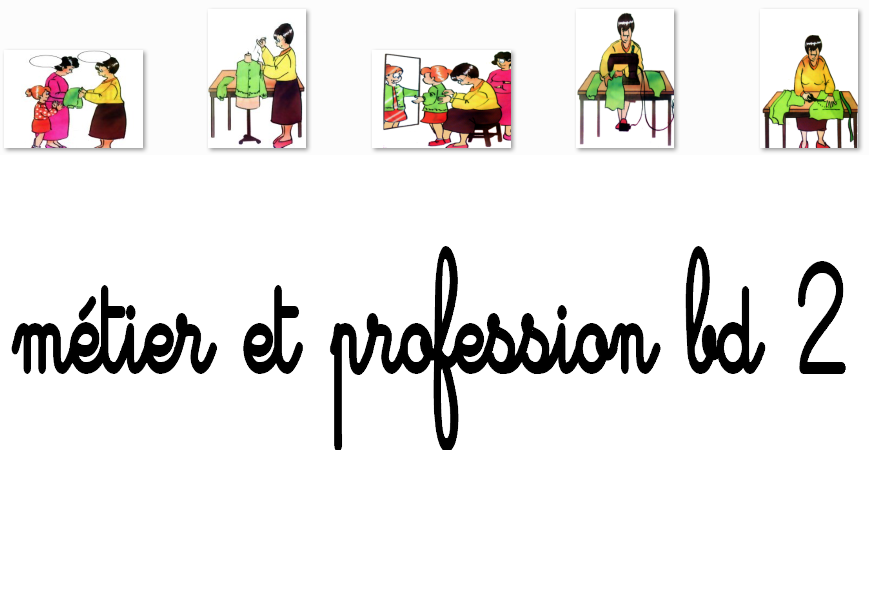 Métier et profession bd4