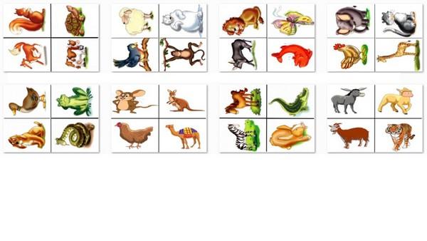 figurines animaux
