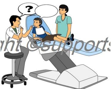 3طبيب الأسنان